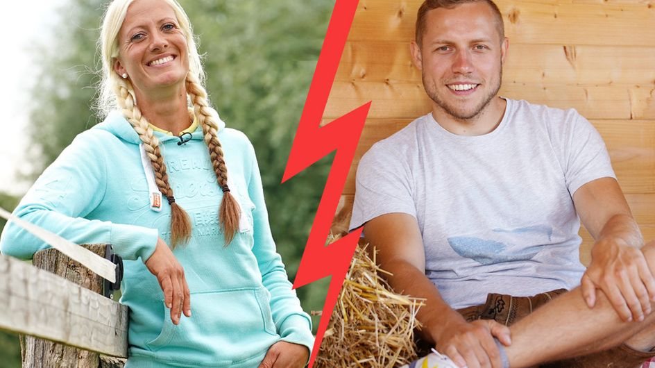 Bauer sucht Frau: Heftiger Streit zwischen Denise und Patrick