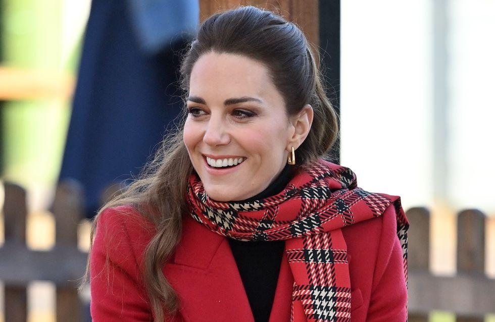 Powerfrau: Herzogin Kate wehrt sich gegen die Queen