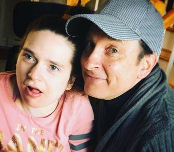 Jean-Marc Généreux partage une adorable vidéo avec sa fille, atteinte d'un syndr