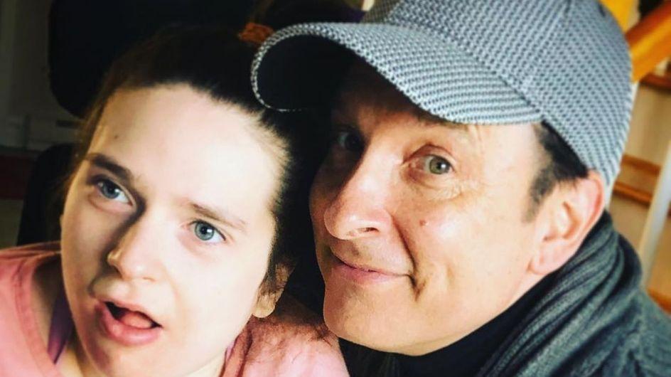 Jean-Marc Généreux partage une adorable vidéo avec sa fille, atteinte d'un syndrome rare