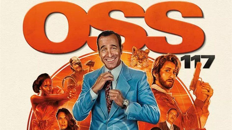 """""""OSS 117"""" : le tout nouveau trailer nous a surpris (en bien)"""
