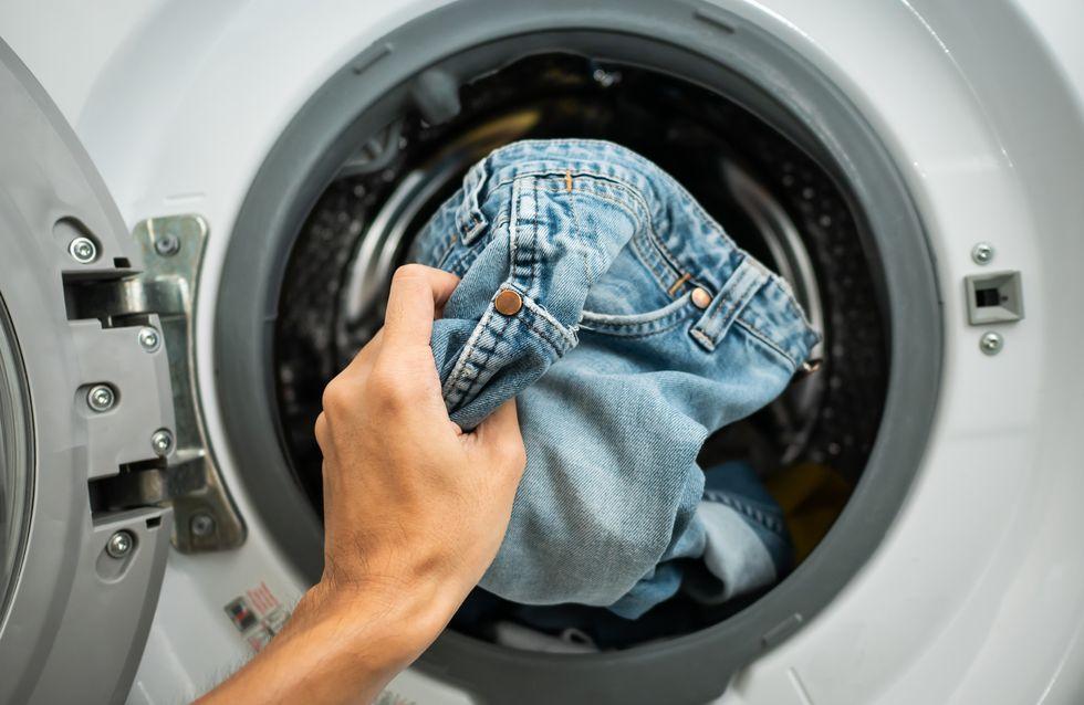 Faut-il vraiment laver ses jeans en machine ?