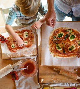 8 ricette facili e divertenti da fare con i bambini