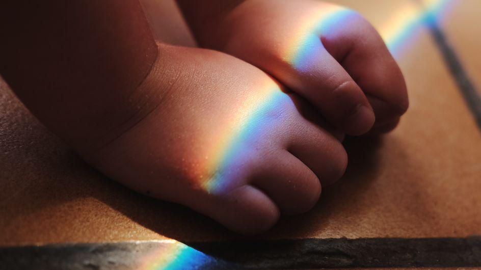 Bambini arcobaleno: perchè sono detti i bimbi della speranza