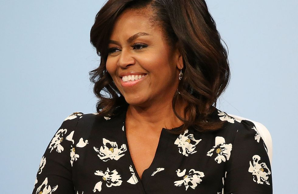 Michelle Obama se montre sans maquillage à l'occasion de son anniversaire