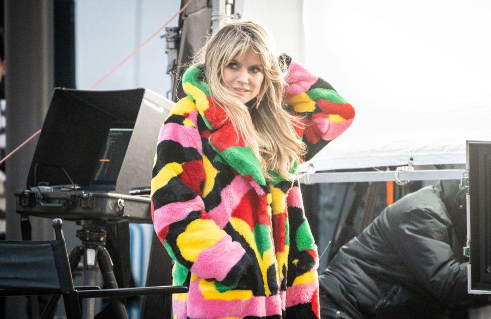 Auf Erfolgskurs: Leni Klum eröffnet die Berlin Fashion Week