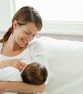Le 10 posizioni più usate dalle mamme per l'allattamento al seno