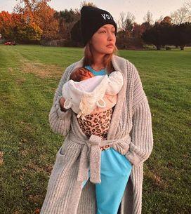 Gigi Hadid : on connaît enfin le prénom de sa fille (et c'est original) !