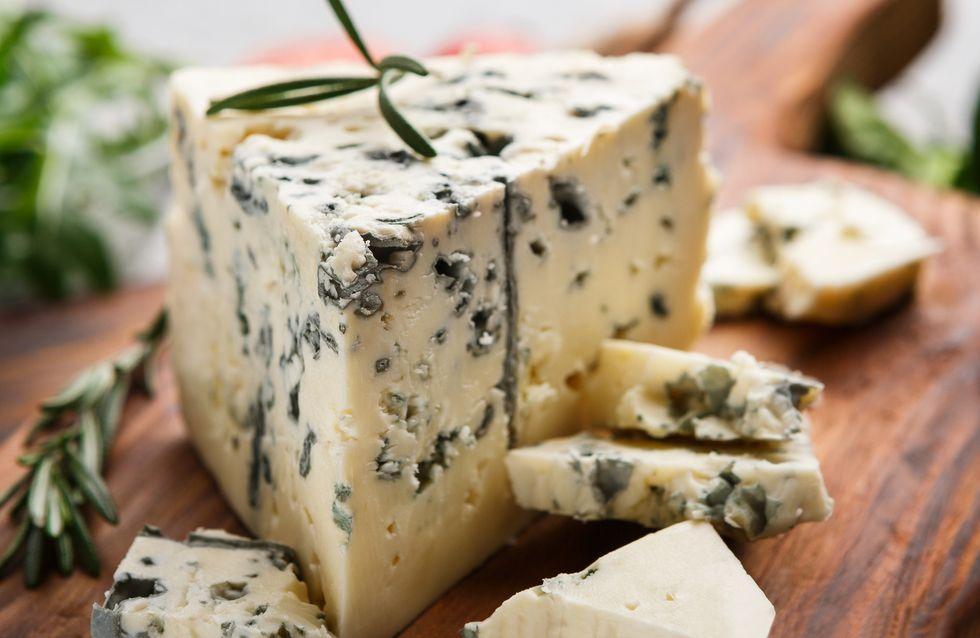 Formaggi fermentati: formaggi erborinati con la presenza di muffe edibili