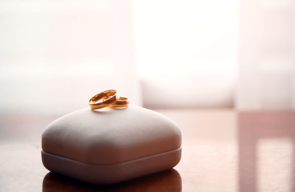 Covid-19 : gravement malade, un couple se marie à l'hôpital