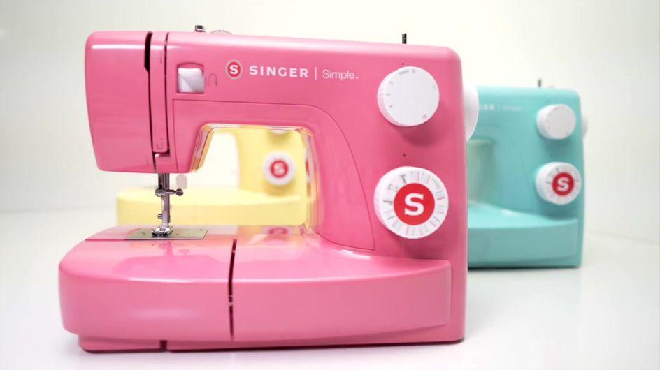Soldes machines à coudre : les meilleures offres couture de la 3e démarque