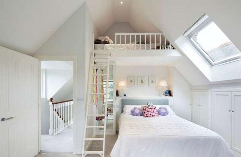 Arredare una mansarda: i segreti per rendere unico il tuo spazio sotto il tetto