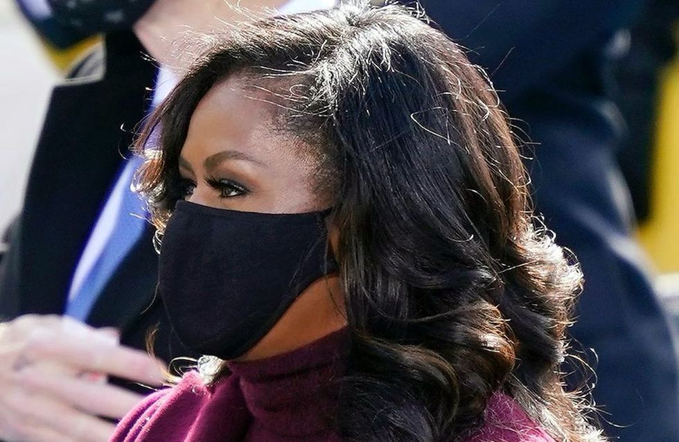 On connaît le secret du regard de biche de Michelle Obama
