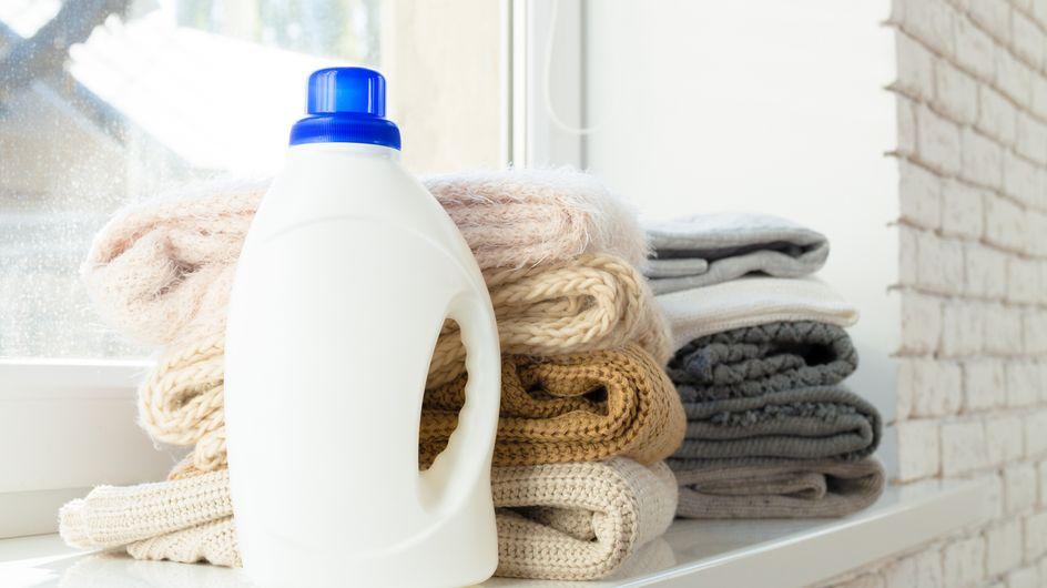 Come creare in casa un ammorbidente naturale al 100%?