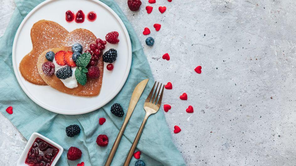 Nos idées pour un petit-déjeuner au lit de la Saint-Valentin