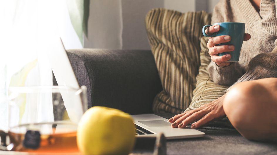Reconfinement : une étude révèle qu'on peut travailler efficacement en pyjama