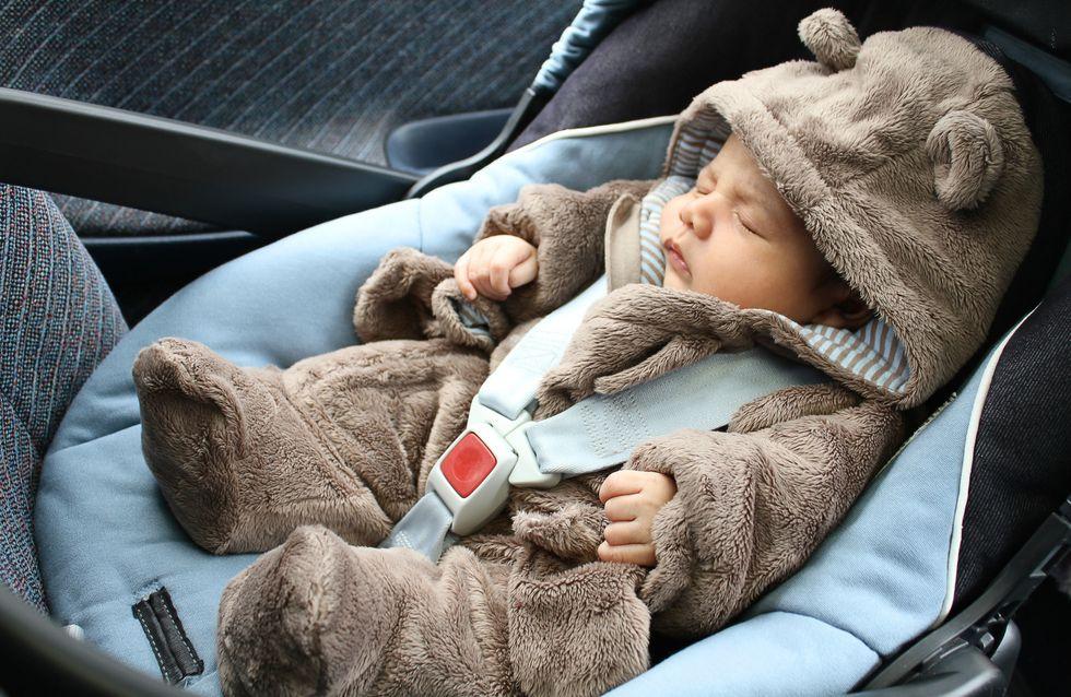Babyschalen Test 2021: Die besten Sitze für eine sichere Autofahrt