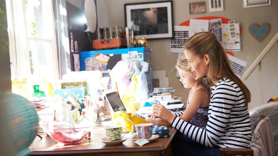 #CoronaEltern: Mit Wochenplan und schnellen Rezepten zu (ein bisschen) mehr Zeit