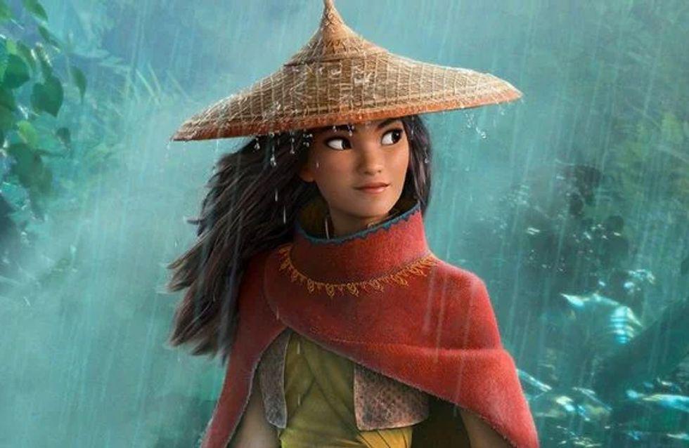 """Disney : la bande annonce de """"Raya"""" est sortie et son héroïne badass nous emballe déjà"""