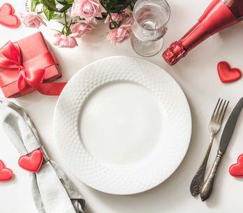 Un menu de la Saint-Valentin qui en jette en 30 min chrono