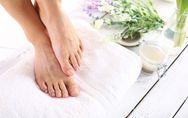 Grâce à ces soins maison, vos pieds seront tout doux !