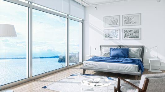 arredare casa al mare: spazi luminosi