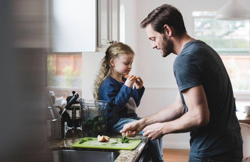Arrêtons de féliciter les pères de se comporter... comme des pères. Cette maman s'indigne de la différence de traitement au sein d'un couple