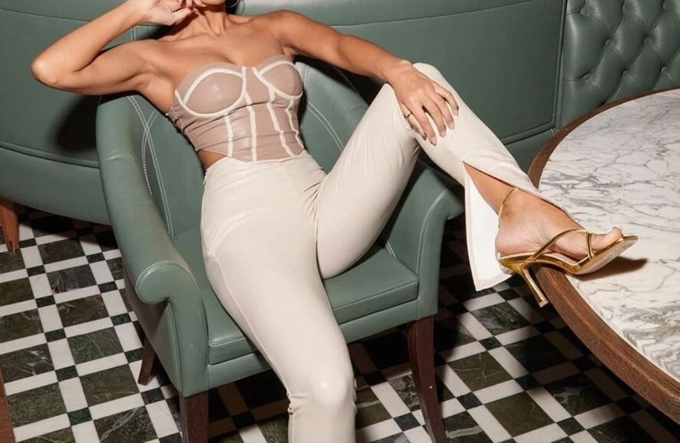 Craquerez-vous pour le «split pants», ce pantalon ultra tendance ?