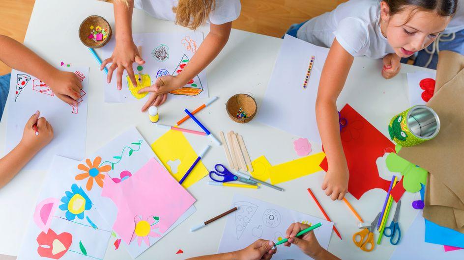 Lavoretti per bambini: i più originali e divertenti da realizzare