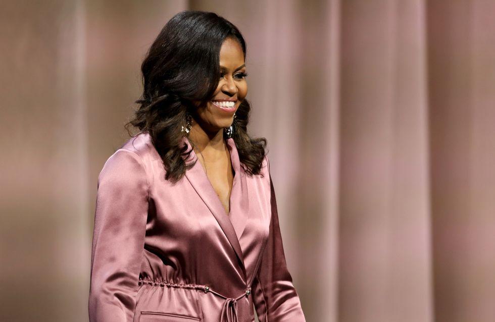 """Michelle Obama prépare une version pour enfants de son livre """"devenir"""""""