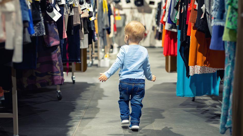 Que faire si vous perdez votre enfant dans un lieu public ? Cette maman vous donne la solution (et ça marche)