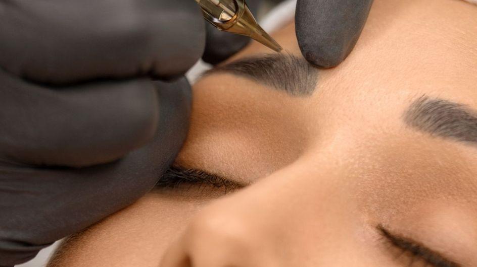 Microshading: il trattamento per sopracciglia folte e sfumate