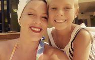 Pink : sa fille chante sur TikTok (et on est fan de sa voix)