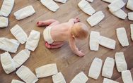 Substances toxiques dans les couches : les bébés toujours trop exposés ?