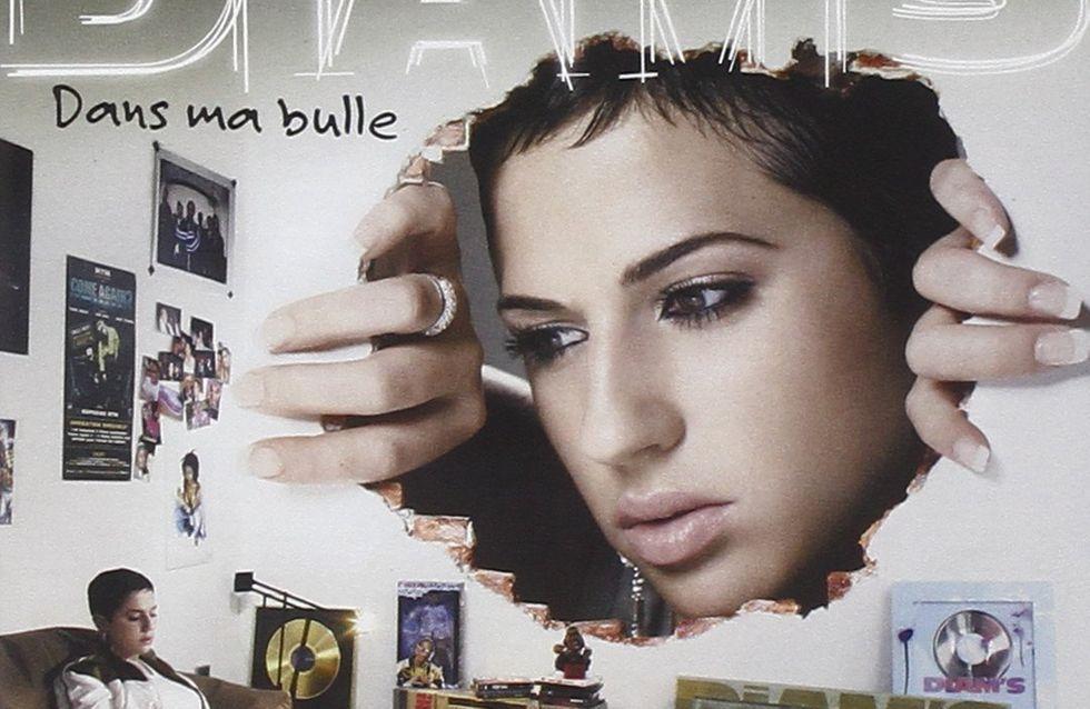"""15 ans après l'album """"Dans ma bulle"""", Diam's reste la voix de toute une génération"""