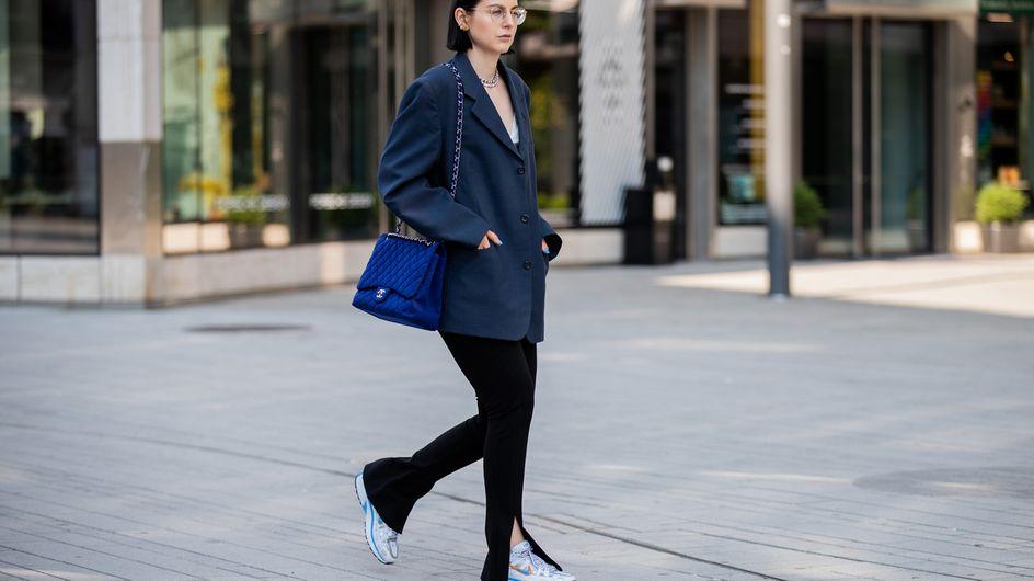 Trend Alert: Leggings mit Schlitz sind die neuen Lieblinge der Mode-Profis