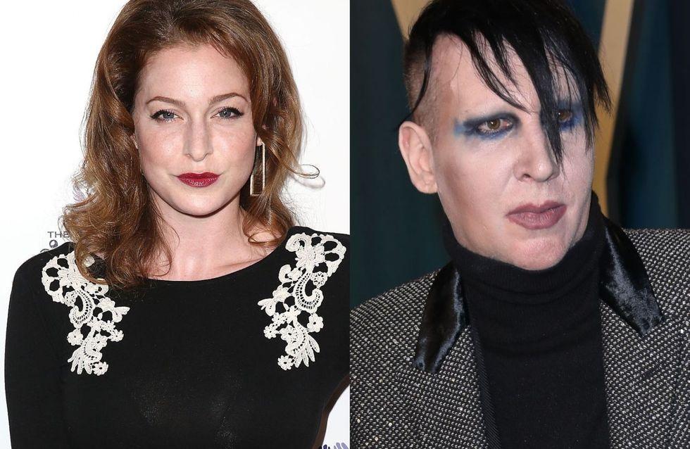 """Cette star de """"Game of Thrones"""" accuse Marilyn Manson : """"Il diffusait mes scènes de sexe à ses invités"""""""