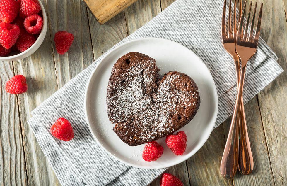 Herzkuchen: Einfaches Rezept für den Valentinstag