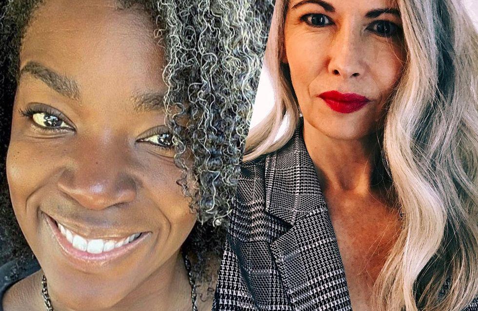 3 comptes Instagram à suivre, qui mettent à l'honneur les cheveux blancs