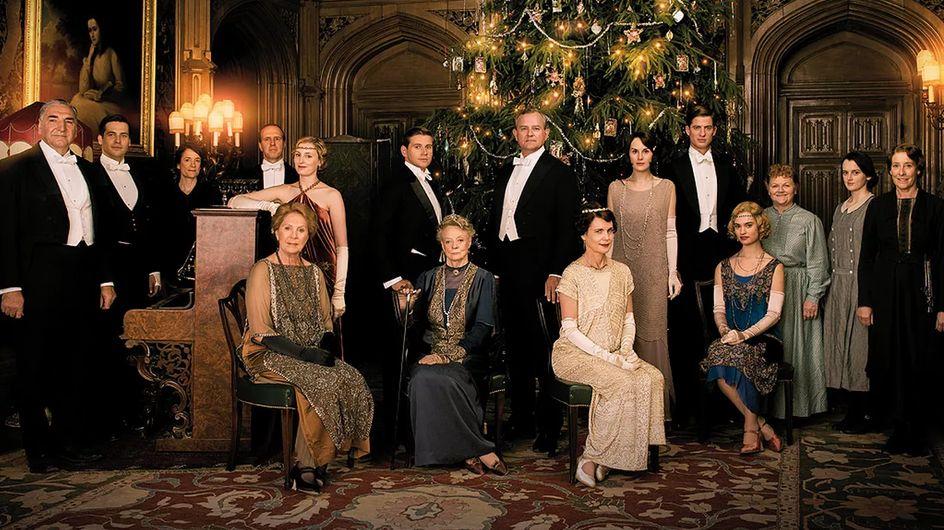 Downton Abbey : un deuxième film en préparation, avec une star française au casting !