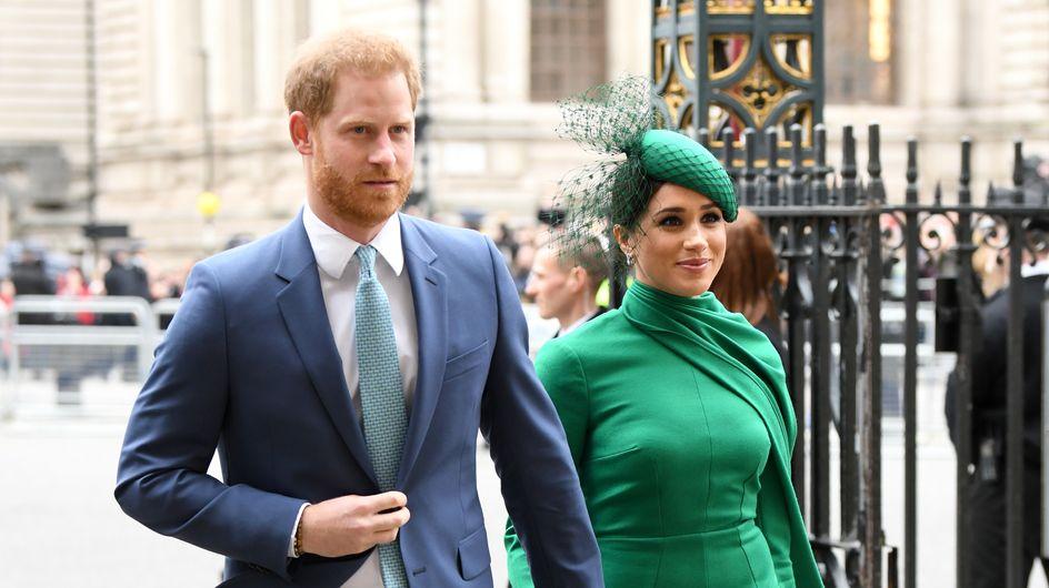 Le prince Harry et Meghan Markle attendent leur deuxième enfant ! (photo)