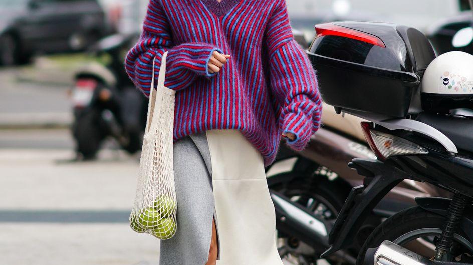 Craquerez-vous pour le «fishnet bag» ce printemps-été ?