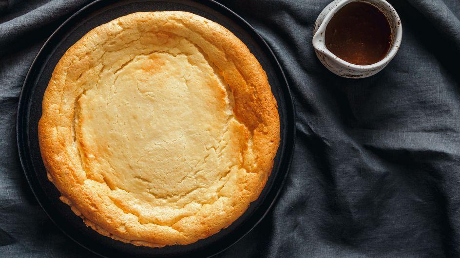 Un délicieux gâteau sans farine, sans beurre et sans sucre avec seulement 5 ingrédients ? C'est possible !