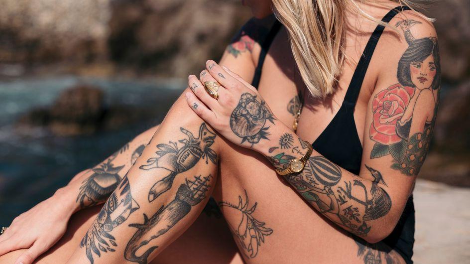 Tatouage : 75% des encres utilisées en France seraient cancérigènes