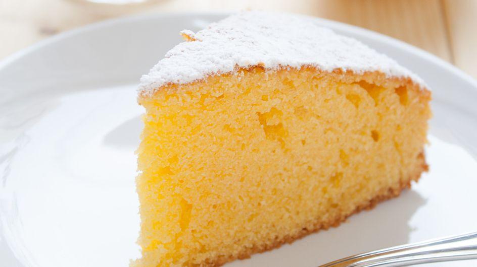 Saftiger Vanillekuchen: Einfaches Rezept mit wenigen Zutaten