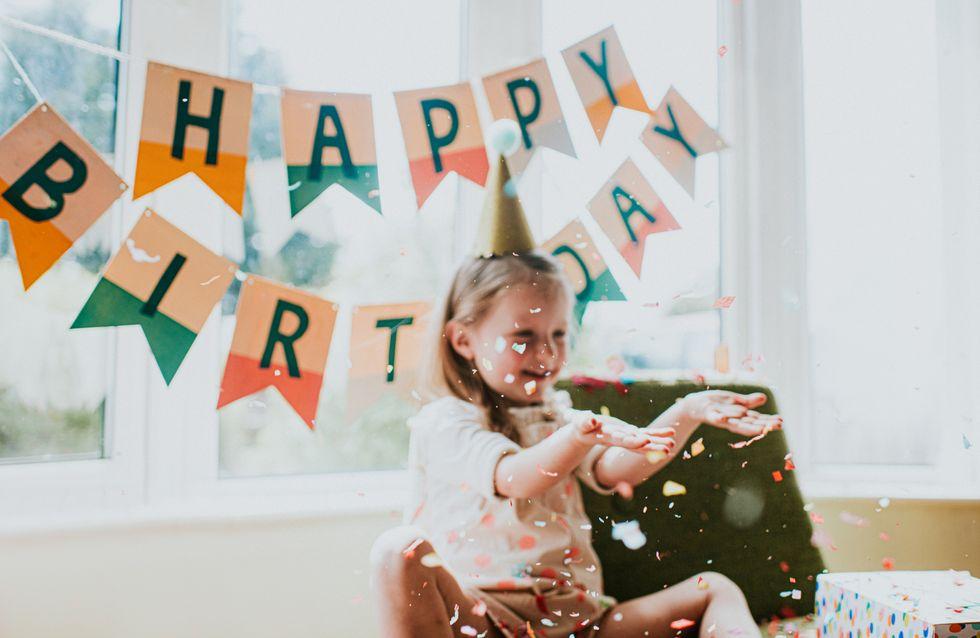 Tante frasi e idee per augurare buon compleanno a un bambino
