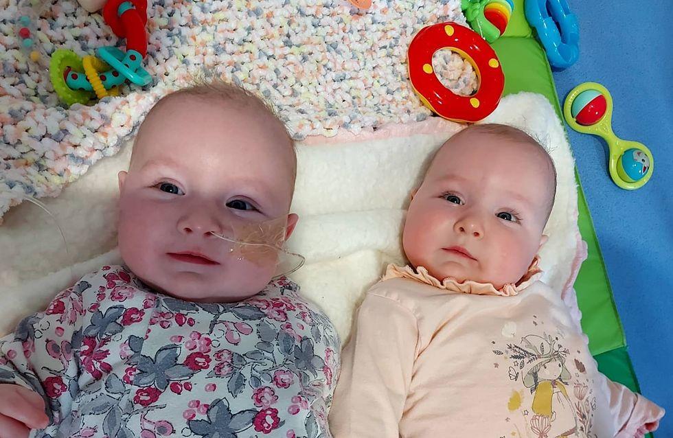 """À 8 mois, ses jumelles sont atteintes d'une leucémie : """"cette maladie est notre 3e enfant, elle nous suivra à vie"""""""