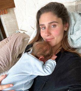 Jesta Hillmann (Koh-Lanta) dévoile le visage de son deuxième enfant... et il est