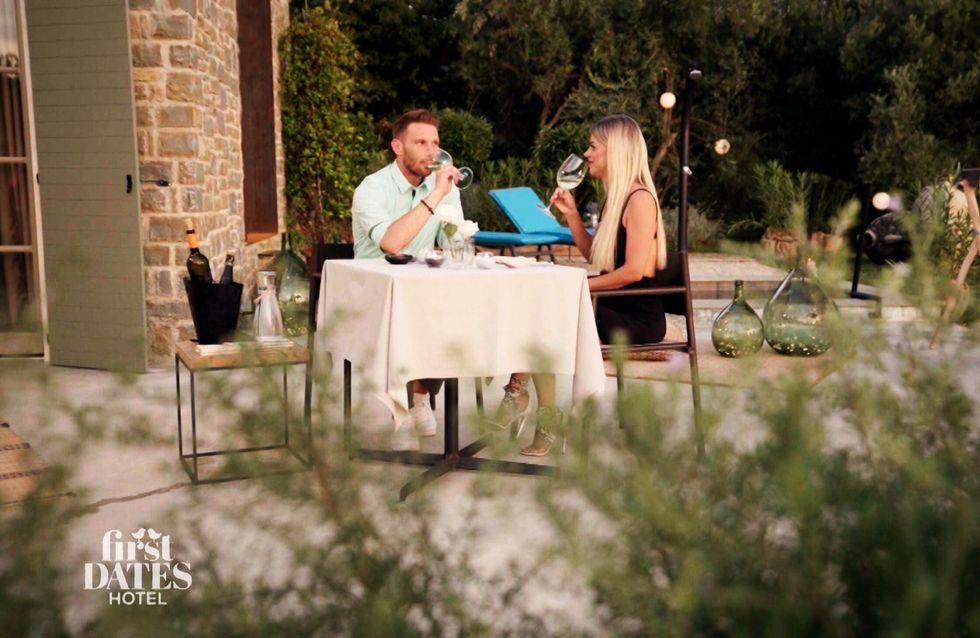 First Dates Hotel: Kandidatin ergattert Date mit dem Barkeeper