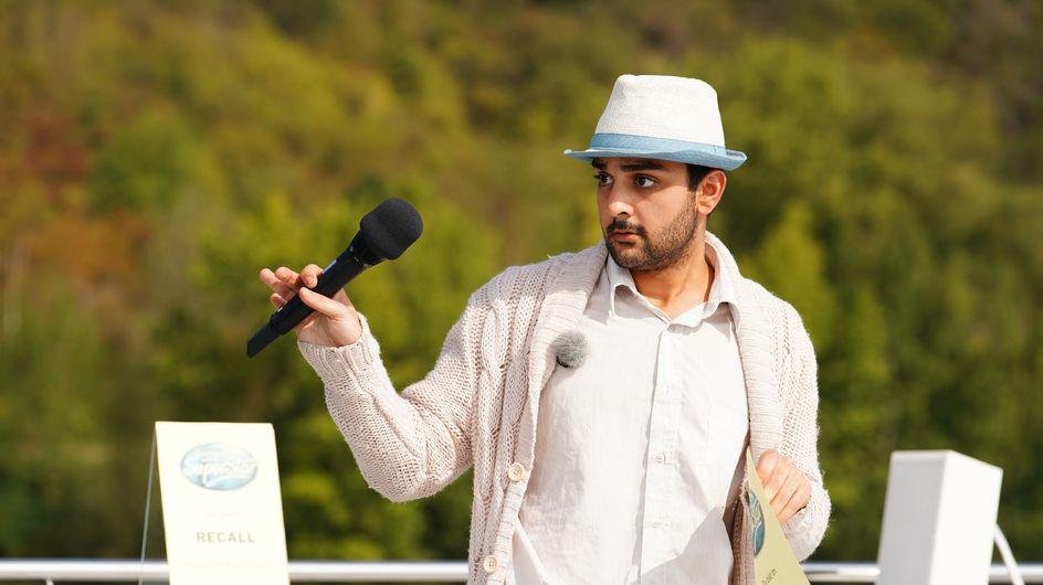 Alles nur fake? DSDS-Kandidat Shada sorgt für Furore